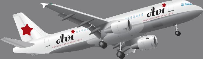 AVI letalo